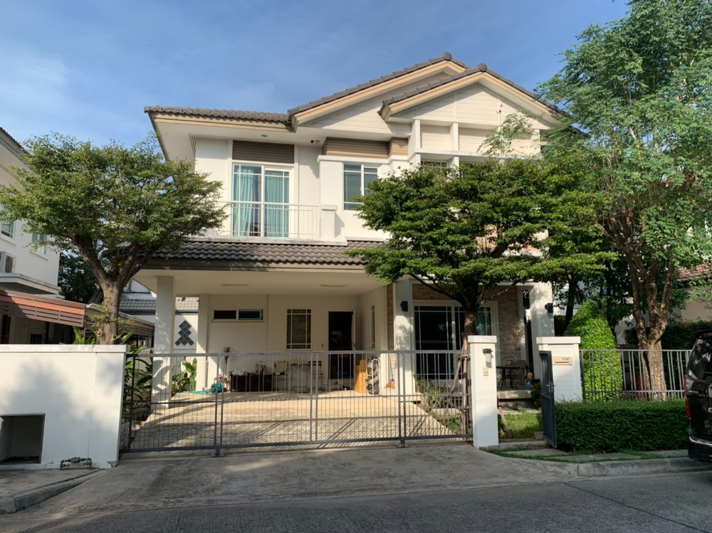 For RentHouseNawamin, Ramindra : Baan Manthana Ramintra Wong reverted back Fashion Island> 3 bedrooms, very beautiful house with furniture for you. Ask for more or make an appointment to see the house immediately !!!