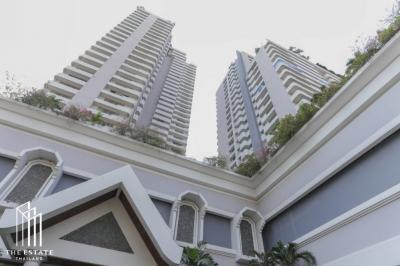 เช่าคอนโดสุขุมวิท อโศก ทองหล่อ : Condo for RENT *** D.S. Tower 1* ชั้นสูง 20+ 3 ห้องนอน แต่งสวย เฟอร์นิเจอร์ครบ