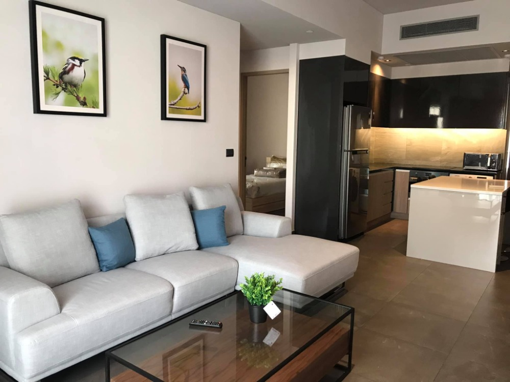 For RentCondoSukhumvit, Asoke, Thonglor : For Rent • The Lofts Asoke • 2 BR | 2BA, 76 sqm. ⎯ Ready to move in!!
