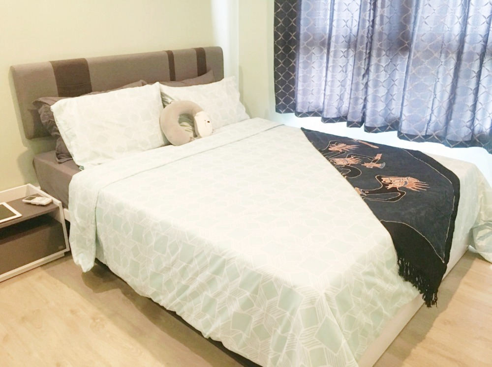 For RentCondoBangkruai, Ratchapruek : Richpark @ Chaopraya Condo for Rent Close to MRT Trai Ma Station