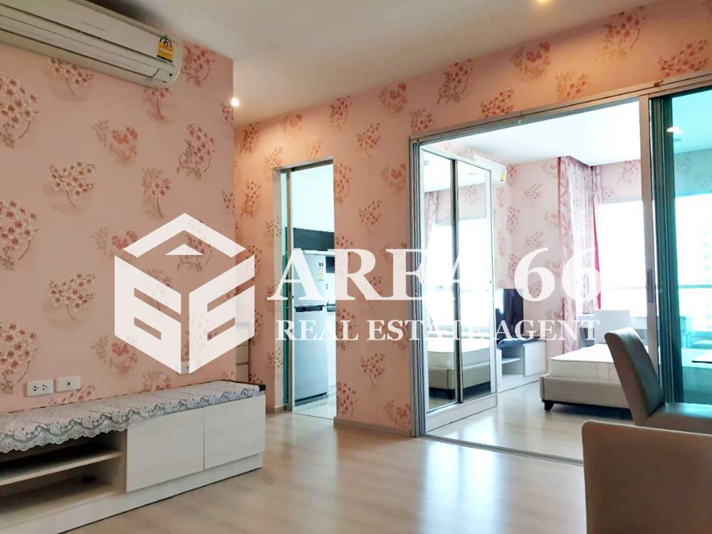 For RentCondoRatchadapisek, Huaikwang, Suttisan : For rent Life Ratchadapisek Nearby MRT Huai Khwang