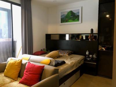 ขายคอนโดสยาม จุฬา สามย่าน : ขายด่วน Ashton Chula Silom 1 ห้องนอน 30.42 sqm แต่งครบพร้อมอยู่ เพียง 7.19 ล้าน เท่านั้น