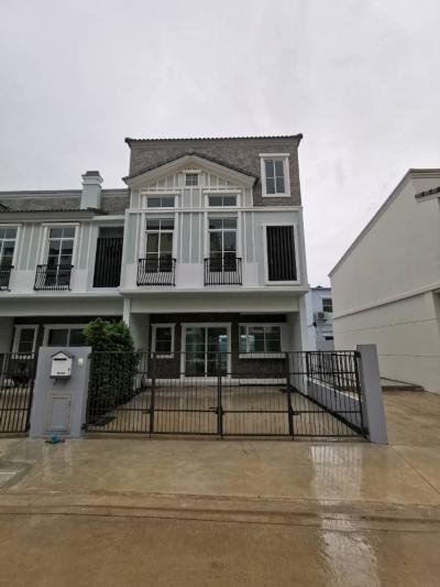 เช่าทาวน์เฮ้าส์/ทาวน์โฮมบางนา แบริ่ง : บ้านใหม่เอี่ยม ให้เช่า ห้องมุม Indy บางนา-รามคำแหง 2