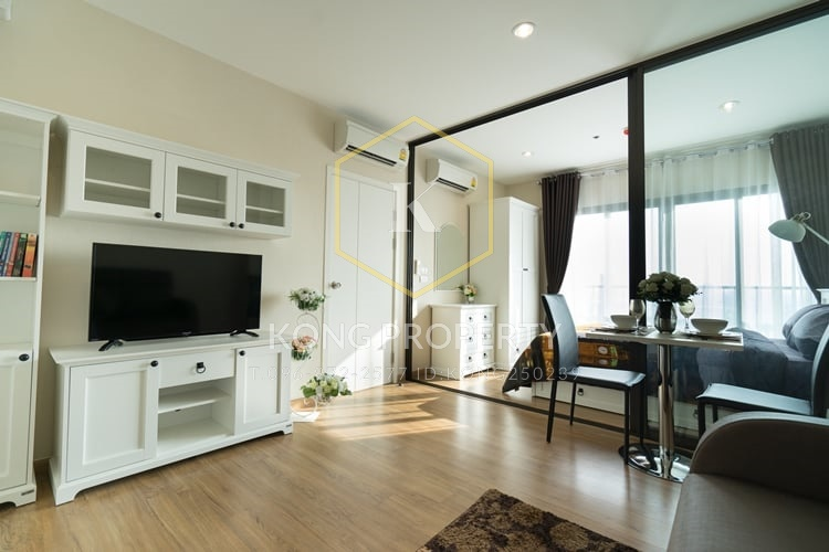 For RentCondoPinklao, Charansanitwong : Condo for rent The Tree RIO Bang-Aor Station 1 bedroom. 1 bath.