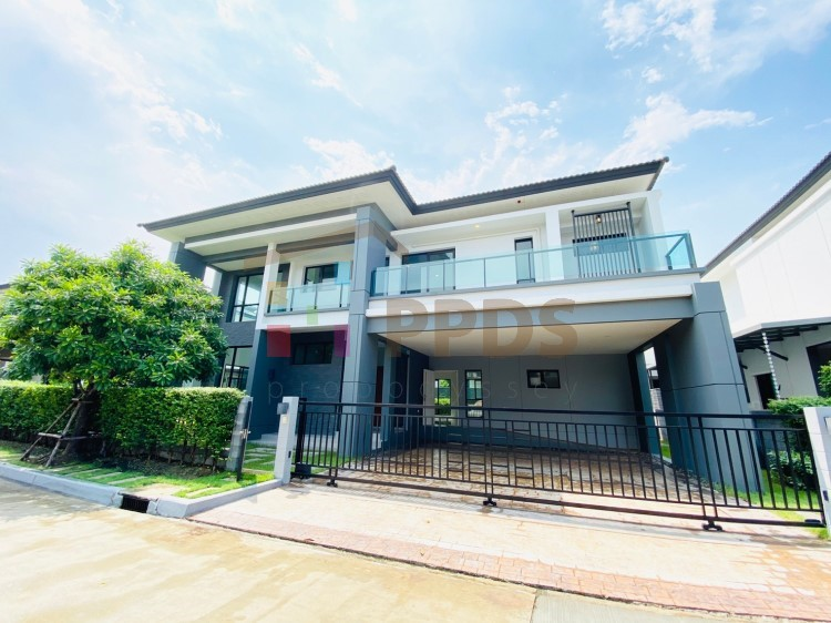 For SaleHouseBangna, Lasalle, Bearing : For sale The City Bangna KM. 7 – The biggest type 5 bed and brand new