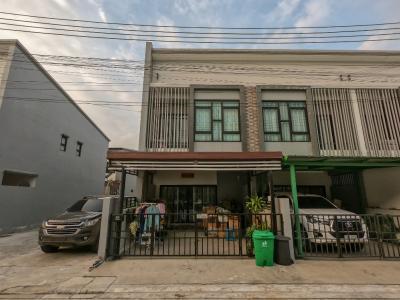 For SaleTownhouseBang kae, Phetkasem : Sale Townhome Rubik's Cube Phetkasem 81/6 Nong Khang Phlu Nong Khaem Bangkok