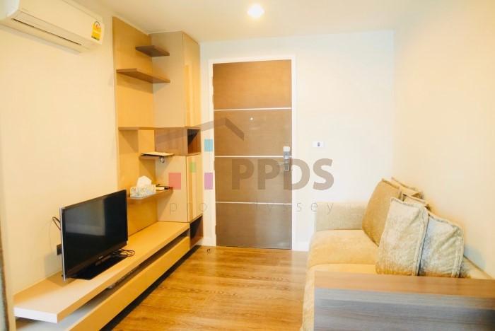 For SaleCondoSukhumvit, Asoke, Thonglor : Hot Deal !!!! The Crest Sukhumvit 49 one bedroom high floor.