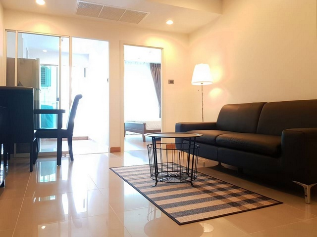 For RentCondoRatchadapisek, Huaikwang, Suttisan : Condo Supalai Wellington 2, size 42 sq m, 1 bedroom for rent, 14000 with complete electrical appliances.