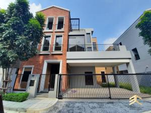For SaleHouseKaset Nawamin,Ladplakao : Single house 3 floors !! Artale Kaset-Nawamin