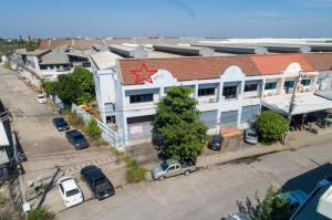 For SaleFactorySamrong, Samut Prakan : 318 Sq.W Factory for SALE in Industrial Estate near Bang Bo Road - Khlong Dan with Permit for Factory Operation! (Ror Ngor. 4)