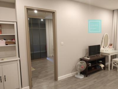 ขายคอนโดสยาม จุฬา สามย่าน : ขาย The Room Rama4 ห้องขนาด 56ตรม. ห้องนี้เจ้าของอยู่เอง ไม่เคยปล่อยเช่า ราคา 9,750,000 บาท