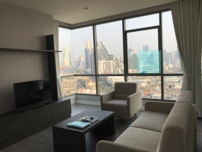 เช่าคอนโดสยาม จุฬา สามย่าน : For Rent The Room Rama4 (2Bed 79sqm ) 40,000 Baht/Month Special Price for this room