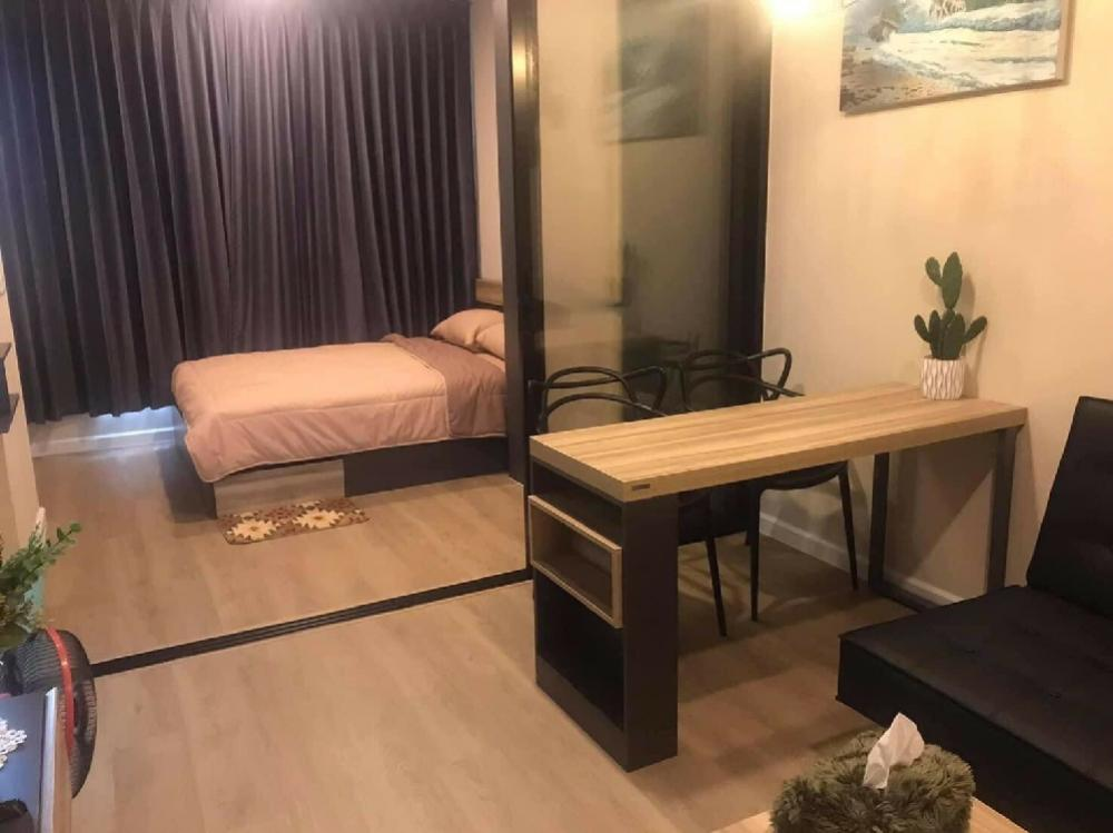 For RentCondoVipawadee, Don Mueang, Lak Si : For rent, The Q Plus Phaholyothin 56, ready to move in.