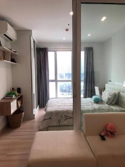For SaleCondoRattanathibet, Sanambinna : 📌 Sell The Hotel Condo ready. Decorated in hotel style, 33.25 sq m., Rattanathibet, Nonthaburi