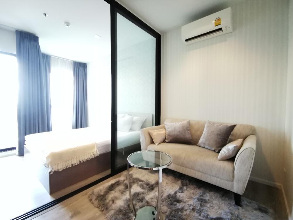 เช่าคอนโดสำโรง สมุทรปราการ : ให้เช่า คอนโดวิวแม่น้ำ ติดรถไฟฟ้า 1 ห้องนอน ติดต่อ 0968875547  นิวเยียร์