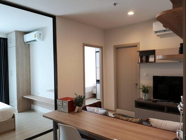 For RentCondoOnnut, Udomsuk : Condo for rent, Life Sukhumvit 48, Life Sukhumvit 48, 2 bedrooms, fully furnished, near BTS Phra Khanong