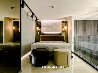 For RentCondoSathorn, Narathiwat : FOR RENT !!! Knightsbridge Prime Sathorn 1 Bed Plus Duplex with luxury furniture special price