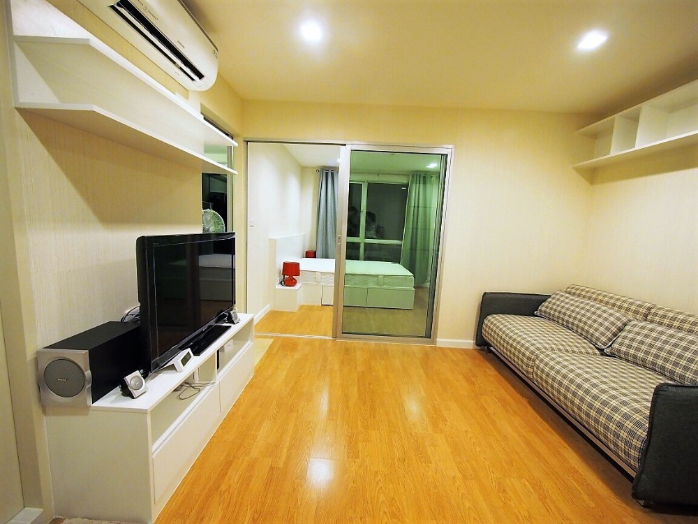 For RentCondoThaphra, Wutthakat : Condo for rent  Casa Condo Ratchada Thapra  fully furnished (Confirm again when visit). Size 35 SQM.  1 bed1 bath.