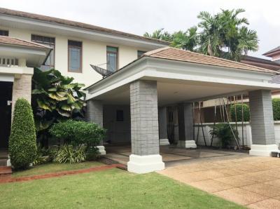 For RentHousePattanakan, Srinakarin : House for rent Narasiri Pattanakarn 54 Srinakarin 135 sqw. 4 bedrooms 4 bathrooms Suan Luang