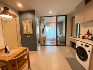 For RentCondoLadprao, Central Ladprao : 1 bedroom for rent at 17,900 baht, beautiful decoration, ready to move in Life Ladprao