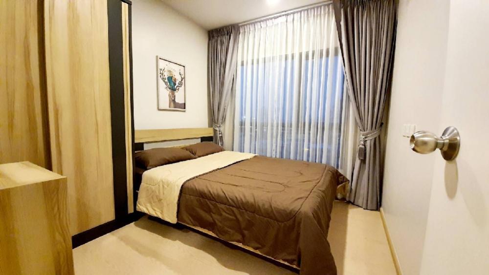 For RentCondoSukhumvit, Asoke, Thonglor : ให้เช่า The Tree สุขุมวิท 71 - เอกมัย 1 bed 27 ตรม.ทิศเหนือ แต่งครบพร้อมอยู่