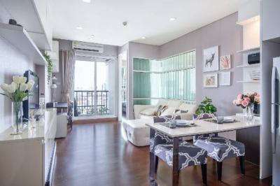 For RentCondoSukhumvit, Asoke, Thonglor : Sell / Rent IVY Thonglor (Sukhumvit 55) Bts Thonglor 1 bed 45 sqm. Fully furnished.