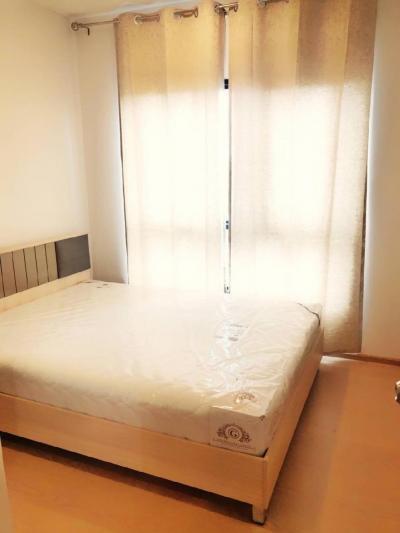 For RentCondoSukhumvit, Asoke, Thonglor : For Rent The Tree Sukhumvit 71 - Ekamai 1 bed 27 sqm. North fully furnished.
