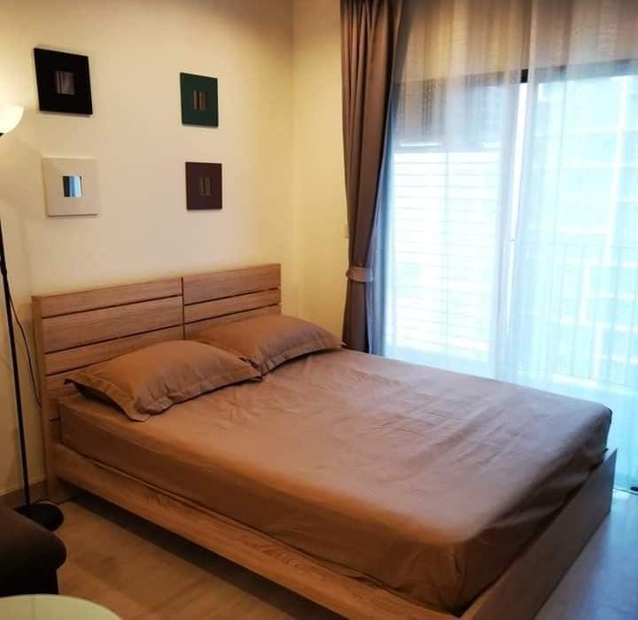 For RentCondoOnnut, Udomsuk : Condo for rent, Ideo Mobi Sukhumvit 81, pool and garden view