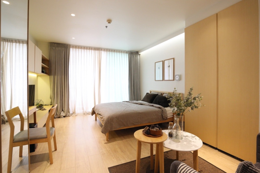 For RentCondoAri,Anusaowaree : Condo for rent: Noble Lite Ari Soi 1, studio room 33 sqm.