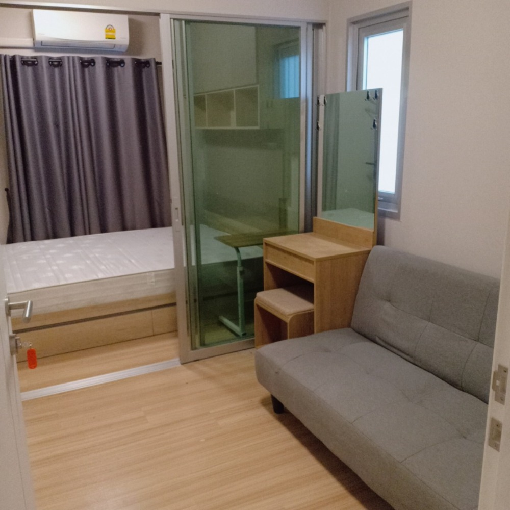 For RentCondoChengwatana, Muangthong : Hurry up, beautiful room, ready to release again, free parking, free common fee, only 7000 / month