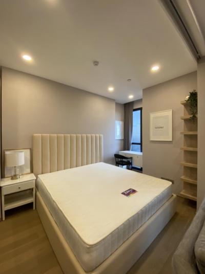 เช่าคอนโดสยาม จุฬา สามย่าน : ลดราคาให้เช่า Ashton Chula - Samyan 34 sqm. ชั้น สูง ห้องใหม่แต่งสวยพร้อมอยู่ 082-459-4297