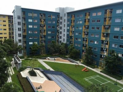 For RentCondoRangsit, Patumtani : Plum Condo Park Rungsit Phase 1 - Building D floor 6 for rent by owner