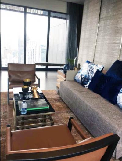 For RentCondoSukhumvit, Asoke, Thonglor : Rental - Ashton Asoke (Best Location in BKK)/ 2 bedrooms, Close to MRT/BTS, nice view, beautiful decoration, fully furnished !!!