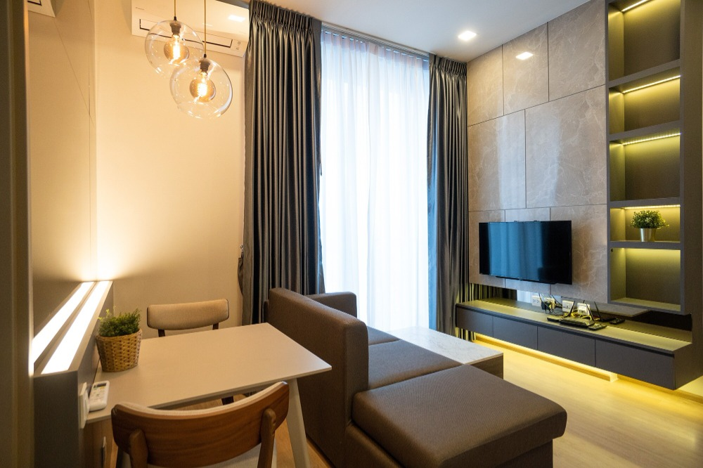 For RentCondoKasetsart, Ratchayothin : Condo for rent, centric Ratchayothin 2 bedrooms 23000 baht 40 sqm.