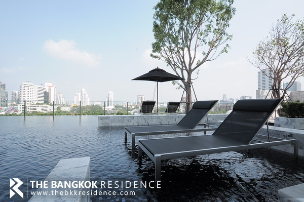 For SaleCondoSukhumvit, Asoke, Thonglor : Condo For Sale!! HQ By Sansiri, Best view, 20+ Floor, near BTS Thonglor @8.7MB