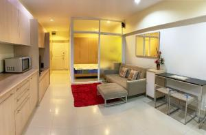 For RentCondoAri,Anusaowaree : Condo for rent: Aree Place, Soi Aree 2, BTS Aree, 1 bedroom, 45 sqm.