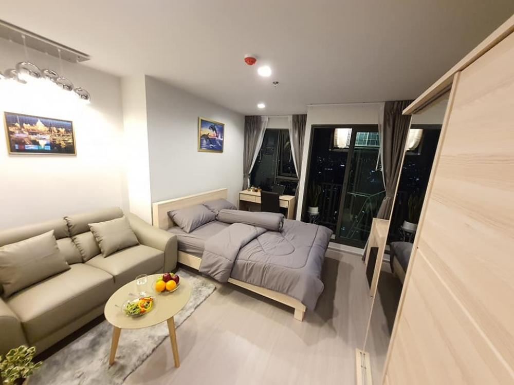 For RentCondoLadprao, Central Ladprao : TG8-0139 Urgent for rent, Life Ladprao Condo, beautiful room, fully furnished, gold location opposite Central Ladprao, next to BTS, new room, never has tenants !!