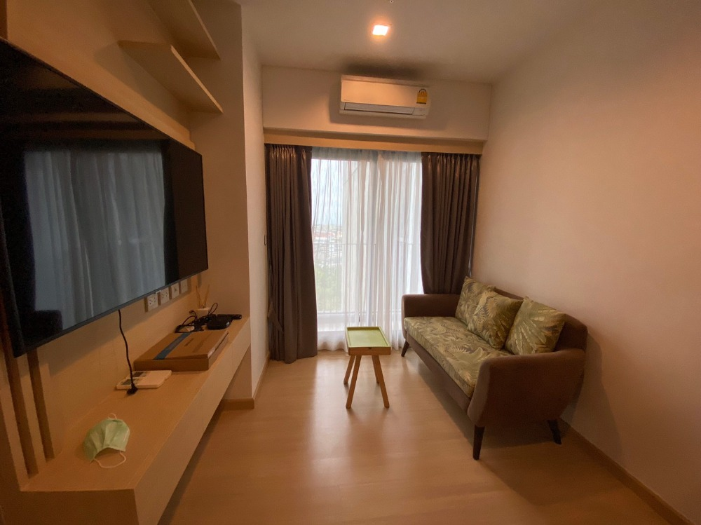 For RentCondoOnnut, Udomsuk : [ Whizdom Connect Sukhumvit ] ฿15,800