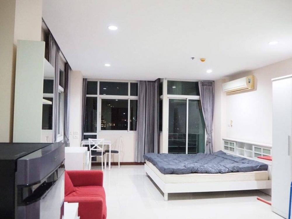For RentCondoRama9, RCA, Petchaburi : TG7-0021 Urgent !! For rent PG CONDO Rama 9 beautiful room ready