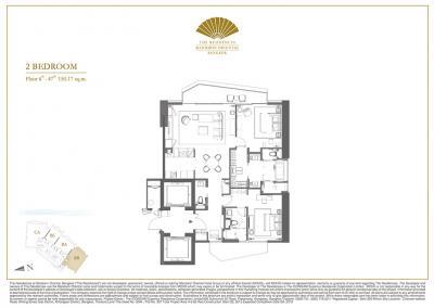ขายคอนโดวงเวียนใหญ่ เจริญนคร : SALE *The Residences At Mandarin Oriental Bangkok ชั้นสูง 30+ ห้องมุม ทิศใต้ วิวแม่น้ำแบบเต็มๆ