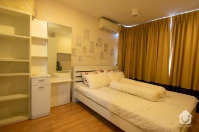 ขายคอนโดลาดพร้าว71 โชคชัย4 : ขายคอนโด The Raffles Condominium Ladprao 42/1 แบบ 1 ห้องนอน