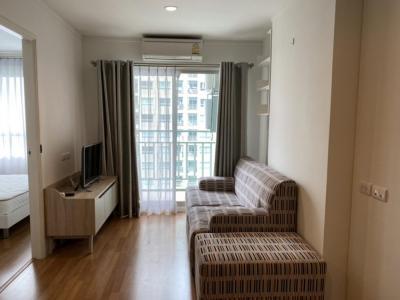 ขายคอนโดพระราม 9 เพชรบุรีตัดใหม่ : LPN PARK RAMA9-RATCHADA (RCA) for sales!1-Bedroom, 30 Sqm., fully furnished ready to move.Price 2.69 million baht.Contact: Pari 0892021428
