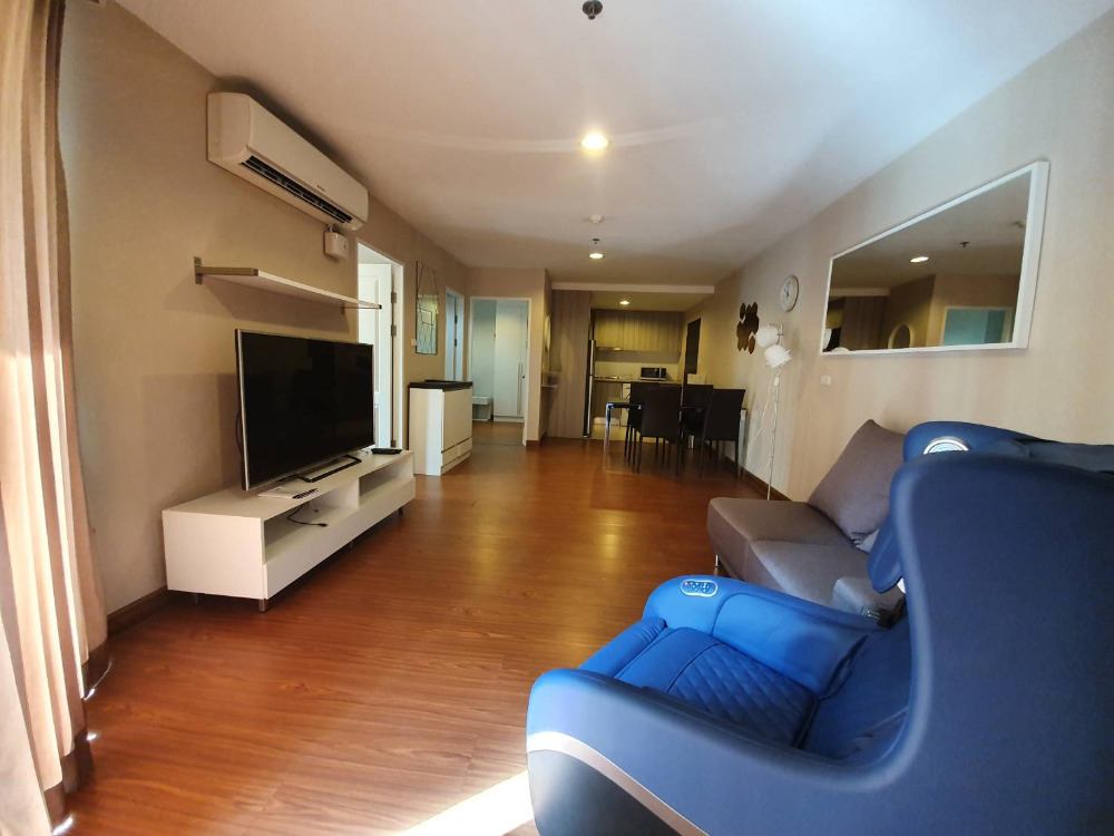 For RentCondoRama9, RCA, Petchaburi : SN236 For rent, Belle Grand Rama 9, 2 bedrooms, real room, very new, still new condition, we care, we take care.