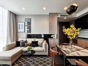 For RentCondoRatchathewi,Phayathai : +++Urgent rent+++ Wish Signature Midtown Siam +++ 2 bedrooms, size 47 sq.m., fully furnished, ready to move in.