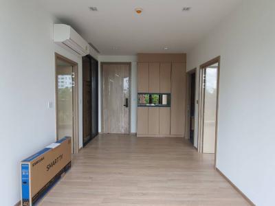 ขายคอนโดอ่อนนุช อุดมสุข : ขาย-เช่า คอนโด Kawa Haus 2นอน 1น้ำ 50.25ตรม. ตกแต่งครบ สไตล์โมเดริน ชั้น 4 Panorama view