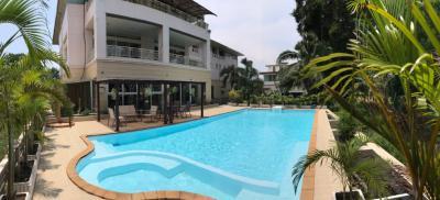 For SaleHouseSamrong, Samut Prakan : House for sale, Modern Contemporary style.