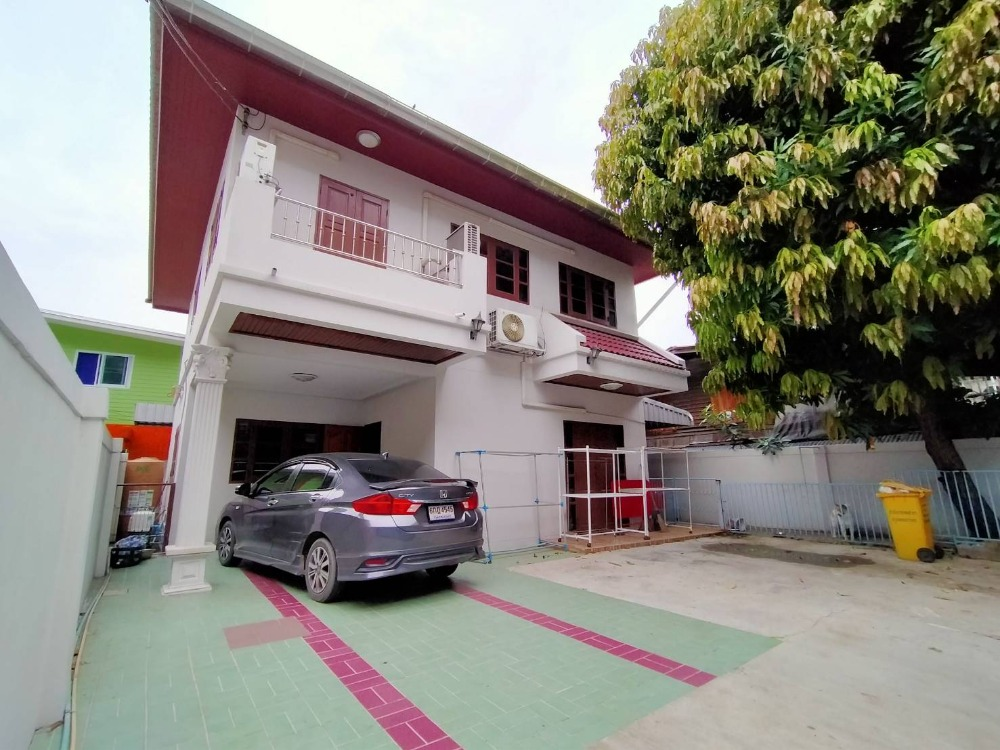 For SaleHouseSathorn, Narathiwat : House for sale on Chan Road, Sathorn District