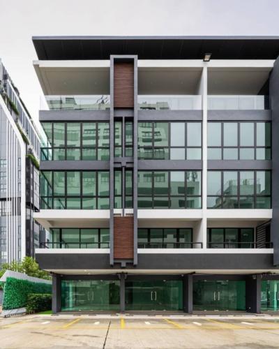 เช่าตึกแถว อาคารพาณิชย์สยาม จุฬา สามย่าน : ให้เช่า อาคารพาณิชย์ 5 ชั้น สามย่าน พระราม4