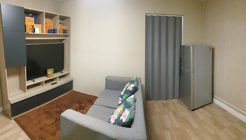 For SaleCondoChiang Mai, Chiang Rai : Cy condo for sale, 1 bedroom, 1 bath, 1 living room, kitchen zone and balcony, fully furnished, ready to move in