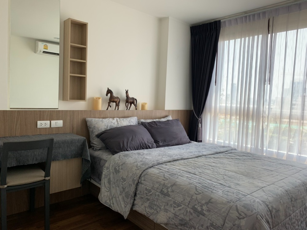 For RentCondoKasetsart, Ratchayothin : Condo for rent, U Delight Ratchavipha, 7th floor, size 31 sq m, fully furnished, ready to move in.